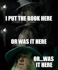 Book Meme - image gandalf lost his book png wings of fire wiki fandom
