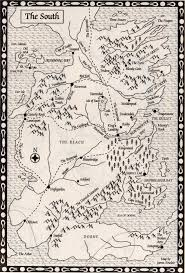 Map Of Essos Map Of The South Resources A Game Of Thrones