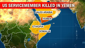 Us Navy Map Of Future America by Yemen Us Servicemember Killed In Raid On Al Qaeda Cnnpolitics