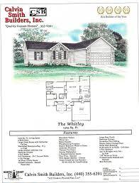 new home floor plans lagrange oh