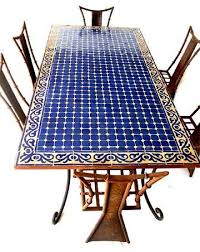 How To Make A Mosaic Table Top Best 25 Mosaic Tables Ideas On Pinterest Mosaic Mosaics And