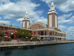 Navy Pier Map Navy Pier And Chicago Shakespeare Theater Tours Chicago