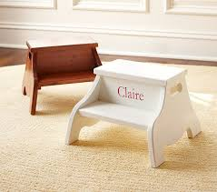 Step Stool For Kids Bathroom - personalized step stools pottery barn kids
