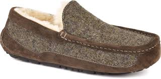 ugg s ascot slippers sale ugg australia s ascot tweed free shipping free returns
