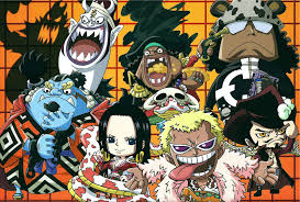 wallpaper animasi one piece bergerak jinbei wallpaper and scan gallery minitokyo
