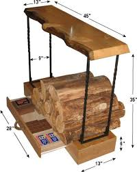 Outdoor Firewood Storage Rack Plans by Best 25 Indoor Firewood Storage Ideas On Pinterest Firewood