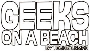 lexus company palawan geeks on a beach