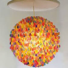 icarly gummy bear l i want this gummy bear shaped chandelier from icarly random