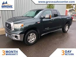 2007 toyota tundra 4x4 used toyota tundra at grove auto center serving forest grove or