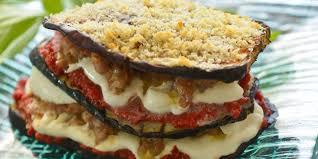 cuisine tv recettes italiennes gratin à l italienne recettes femme actuelle