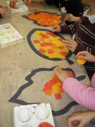 mrs bremer u0027s class autumn art kids crafts pinterest autumn