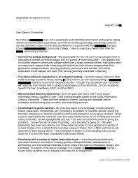 ideas of community college instructor cover letter sample for your