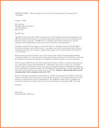 6 business introduction proposal letter bussines proposal 2017