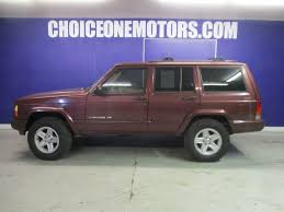 jeep 2001 2001 used jeep cherokee limited loaded 4x4 4 0 motor at choice one