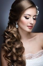 Frisuren Lange Haare B O by Brautfrisur Für Lange Glatte Haare Hochzeit