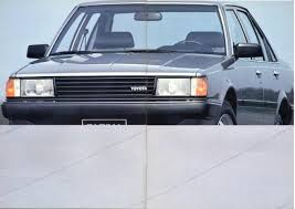 toyota carina uk toyota carina a60 1982 carina fr