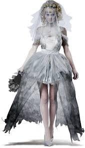 spooky wedding ghostly undead bride bachelorette halloween costume