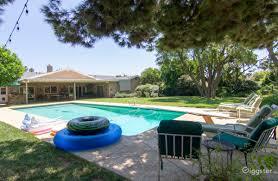 rent northridge pool house house residential for film photoshoot