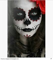inspiration for your dia de los muertos face painting houston