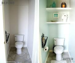 bathroom storage ideas toilet storage for small bathroom add shelving a lonely toilet small