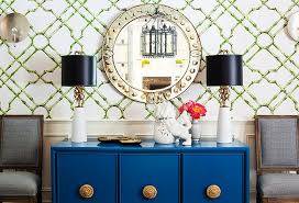 Mirror Over Buffet by Lamps On Buffet Cabinet Design Ideas