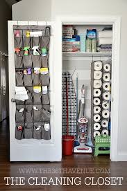 cleaning ideas 16 clever ways to organize cleaning supplies