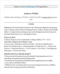 Culinary Resume Examples by Banquet Cook Resume Catering Cook Resume Example Best Of Job