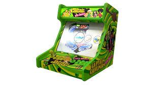 arcade en bois bartop brésil from scratch u003e captain caveman ian u0027s web page