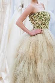 Design A Wedding Dress Real Flower Wedding Dress From The Living Embroidery Collection