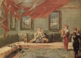 Harem Ottoman The Ottoman Sultans Were Not Turkish