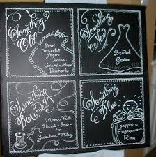 something new something something borrowed something blue ideas more diy chalkboard wedding signs lettering studio