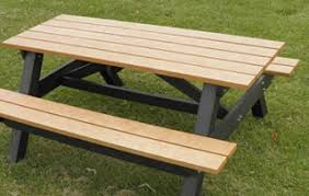recycled plastic picnic tables recycled plastic picnic tables outdoor furniture