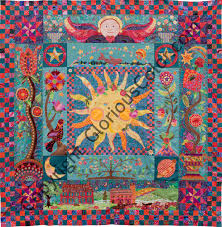 Kaffe Fassett Tapestry Cushion Kits Celestial Dream From Glorious Color Quilt Fabric And Kits From