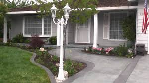things you need to know about driveway landscaping ideas front