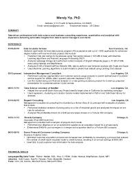 Microsoft Works Resume Template Wendy Yip Resume