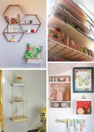 Diy Honeycomb Shelves by Diy Monday Shelves Ohoh Blog