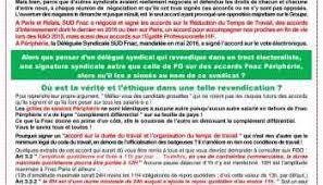 elections fnac périphérie 24 et 25 novembre 2016 votez sud fnac