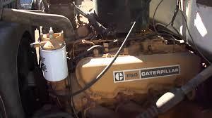Ford Diesel Truck Specs - 1973 ford ln7000 w 1150 v8 cat youtube