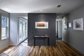 light gray walls dark wood floors with light gray walls thefloorsco