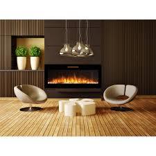 wall mounted fireplace electric binhminh decoration