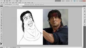 fundamentals of caricature drawing in photoshop what is