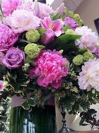 Peony Arrangement 38 Best Flower Arrangements Images On Pinterest Peony