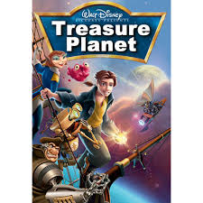 treasure planet dvd shopdisney