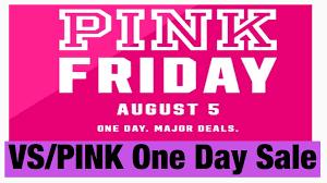 pink victoria secret black friday sales pink friday august 5 2016 vitoria u0027s secret pink sale youtube
