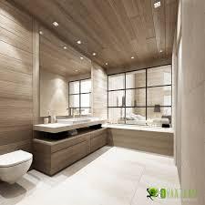 3d interior design artstation modern 3d bathroom interior design rendering brazil