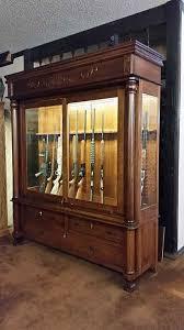 gun cabinet for sale antique gun cabinet custom gun cabinets amish custom gun cabinets