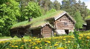 How To Build A Cheap Cabin by Sod Roof Wikipedia