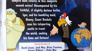 Seeking Complete Series Count Duckula The Complete Second Series Dvd Overview