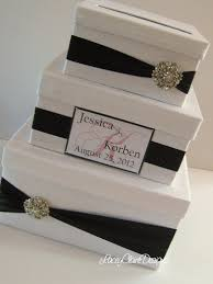 wedding gift boxes wedding gift box card box money holder custom made
