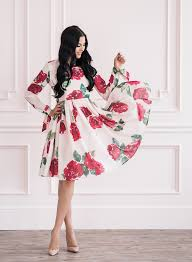 rachel parcell newest fall arrivals u2026 rose print dress church